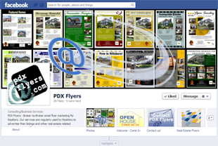 PDX Flyers @ Facebook